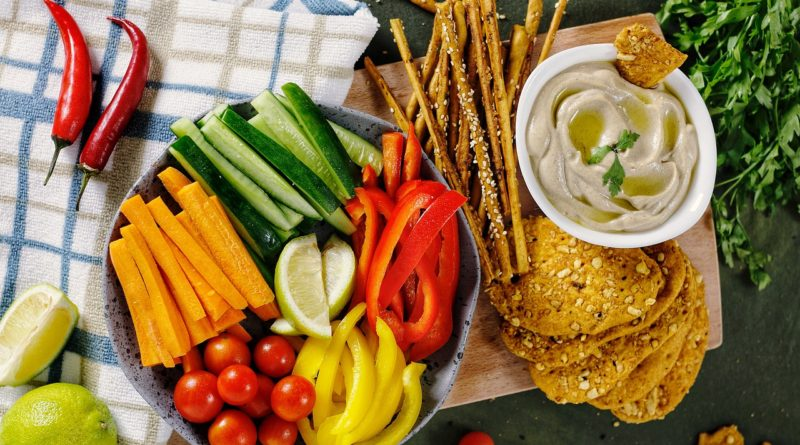 Food Vegetables Fruits Veggies  - Ragabz / Pixabay
