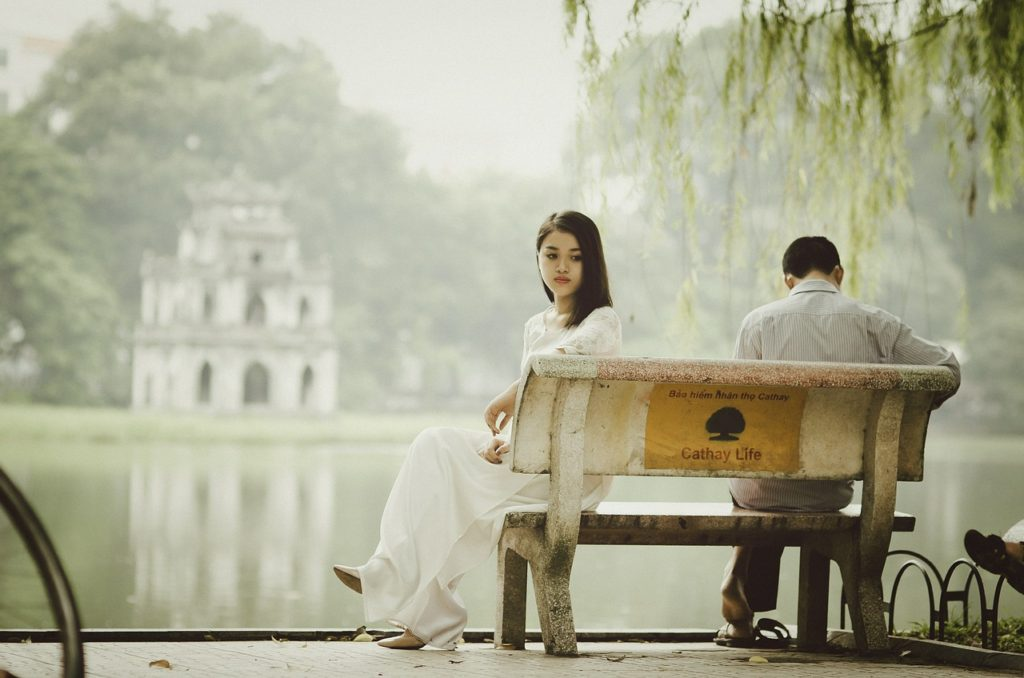Heartsickness Lover S Grief  - Takmeomeo / Pixabay