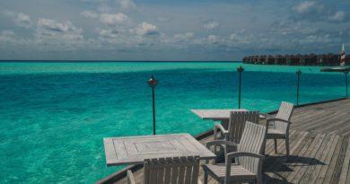 Maldives Sea Beach Travel Water  - weyang / Pixabay