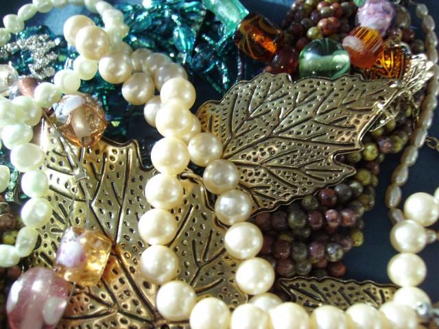 Šperky a jarní trendy