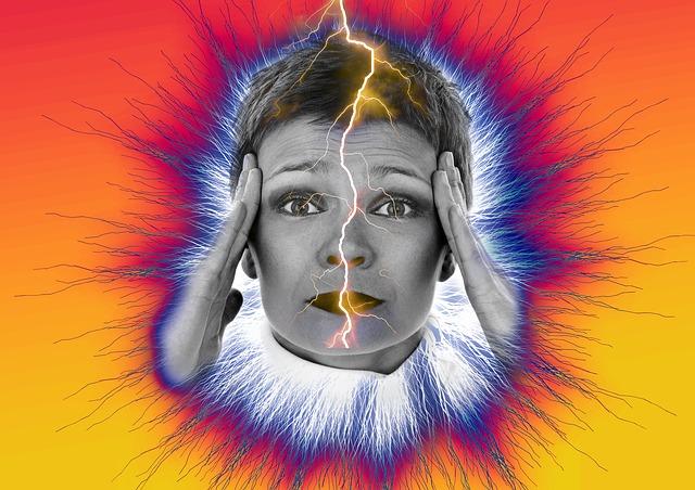 Stres a bolest hlavy