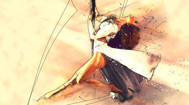 Pylon Flight Girl Model Dance  - ArtTower / Pixabay