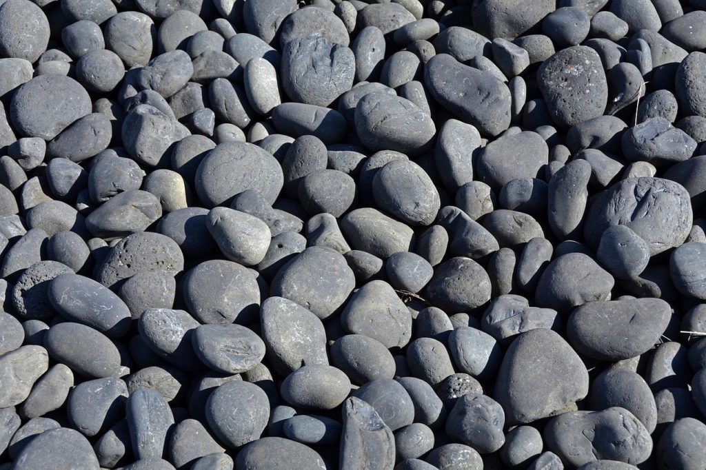 Stones Smooth Round Grey Nature - anncapictures / Pixabay