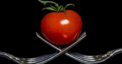 Tomato Vegetables Fork Cutlery  - Trajan61 / Pixabay