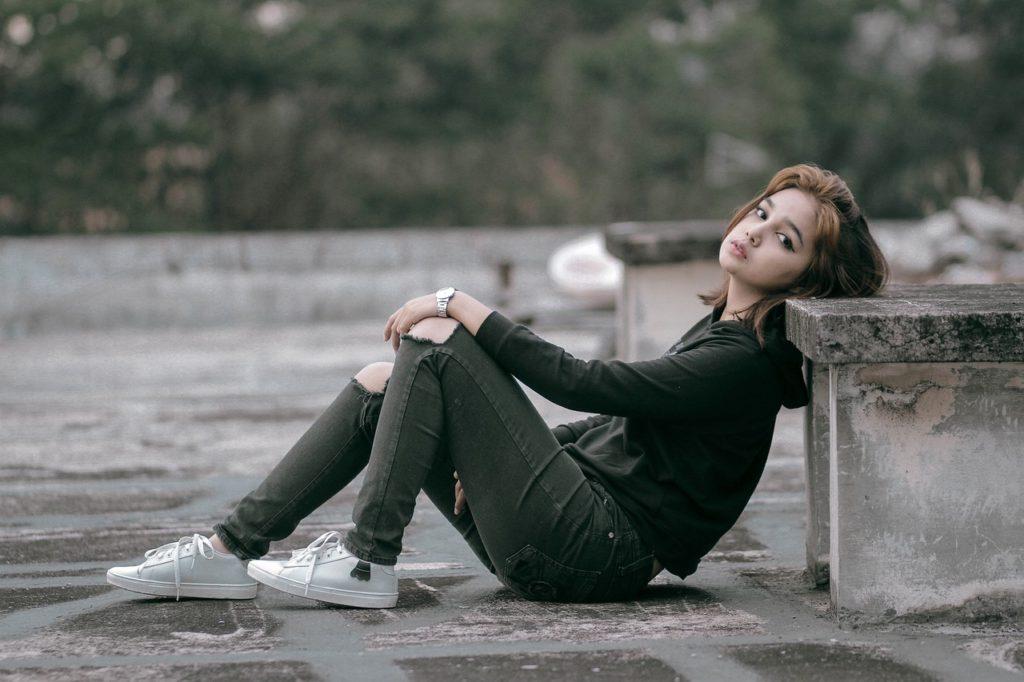 Woman Model Casual Short Hair - hanmotret / Pixabay