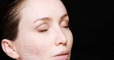 Woman Skin Care Salt On Face  - Nika_Akin / Pixabay