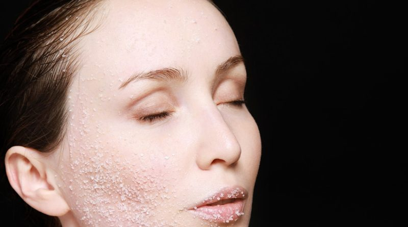 Woman Skin Care Salt On Face  - Nika_Akin / Pixabay