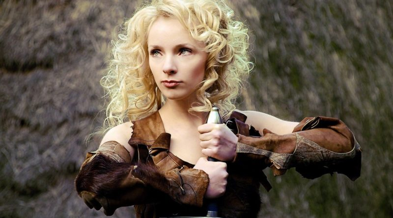 Woman Warrior Model Portrait  - icsilviu / Pixabay